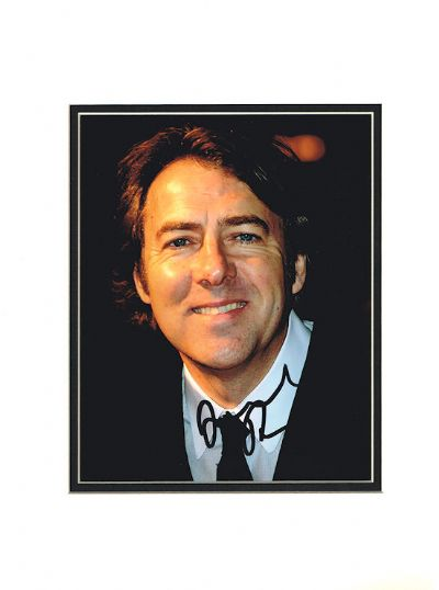 Jonathan Ross Autograph Signed Photo